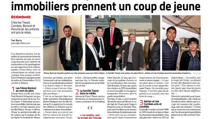 Article Midi Libre - 09/10